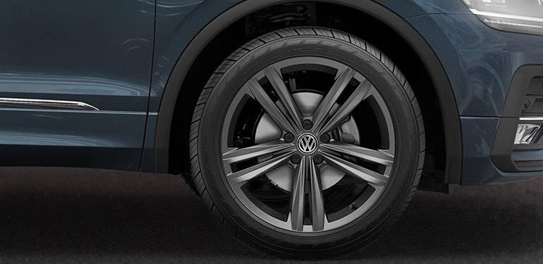 Llega a México el nuevo modelo deportivo de la Volkswagen Tiguan: R-Line