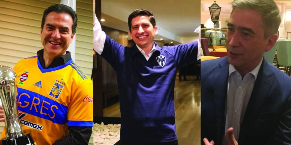 Candidatos a la alcaldía de Monterrey dan su pronóstico del Clásico
