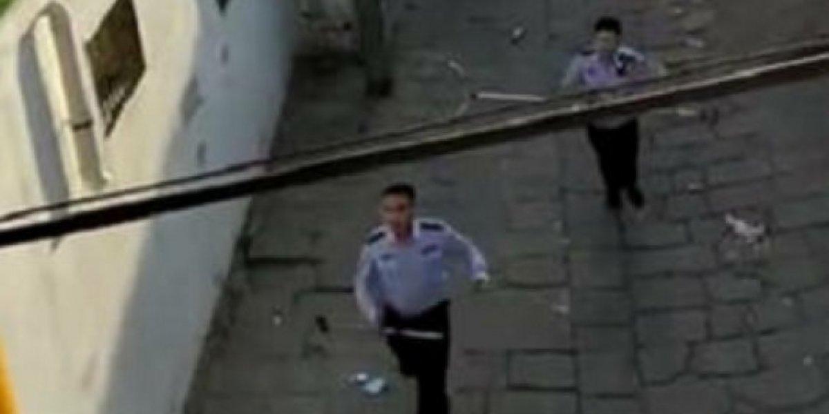 Sanguinario ataque en China: al menos siete niños muertos y otros 19 heridos