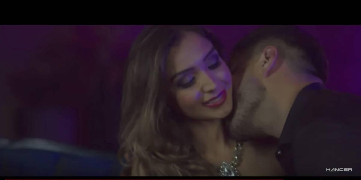 El sensual video de Hancer y Pedro Cuevas en lugares de la Ciudad que sin duda reconocerás