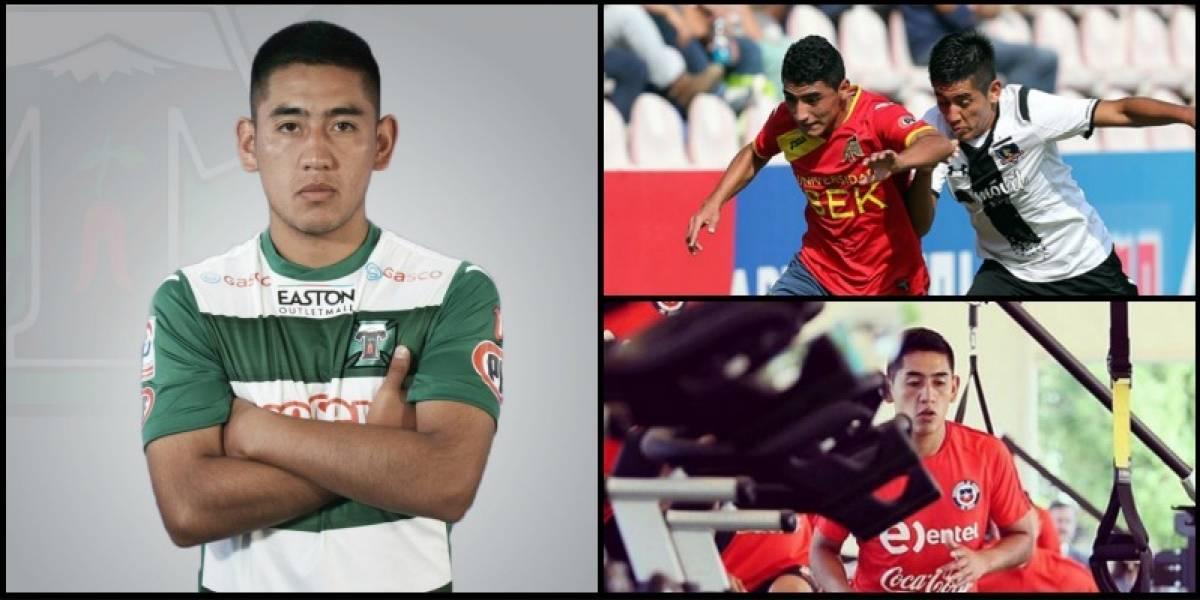 La sinceridad de Diego Cayupil, el lateral del futuro: su triste salida de Colo Colo, el paso por la Roja y el raro presente en Temuco