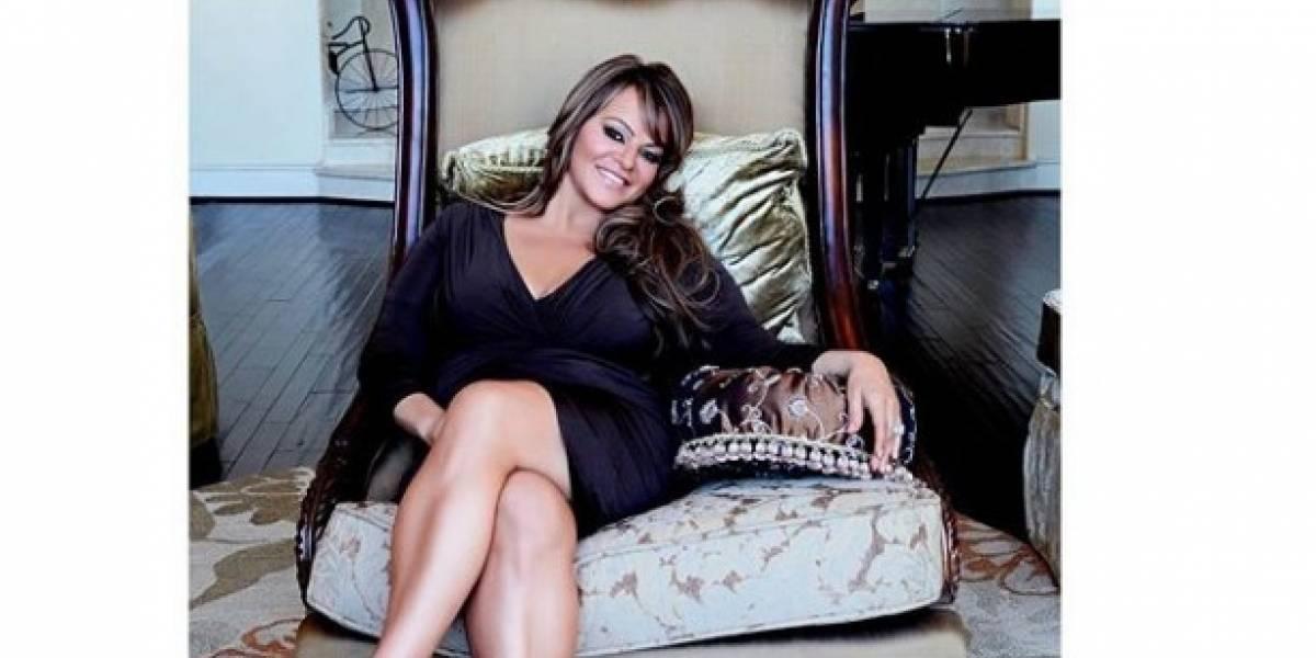 Revelan sorprendente fotografía de Jenni Rivera antes de ser famosa