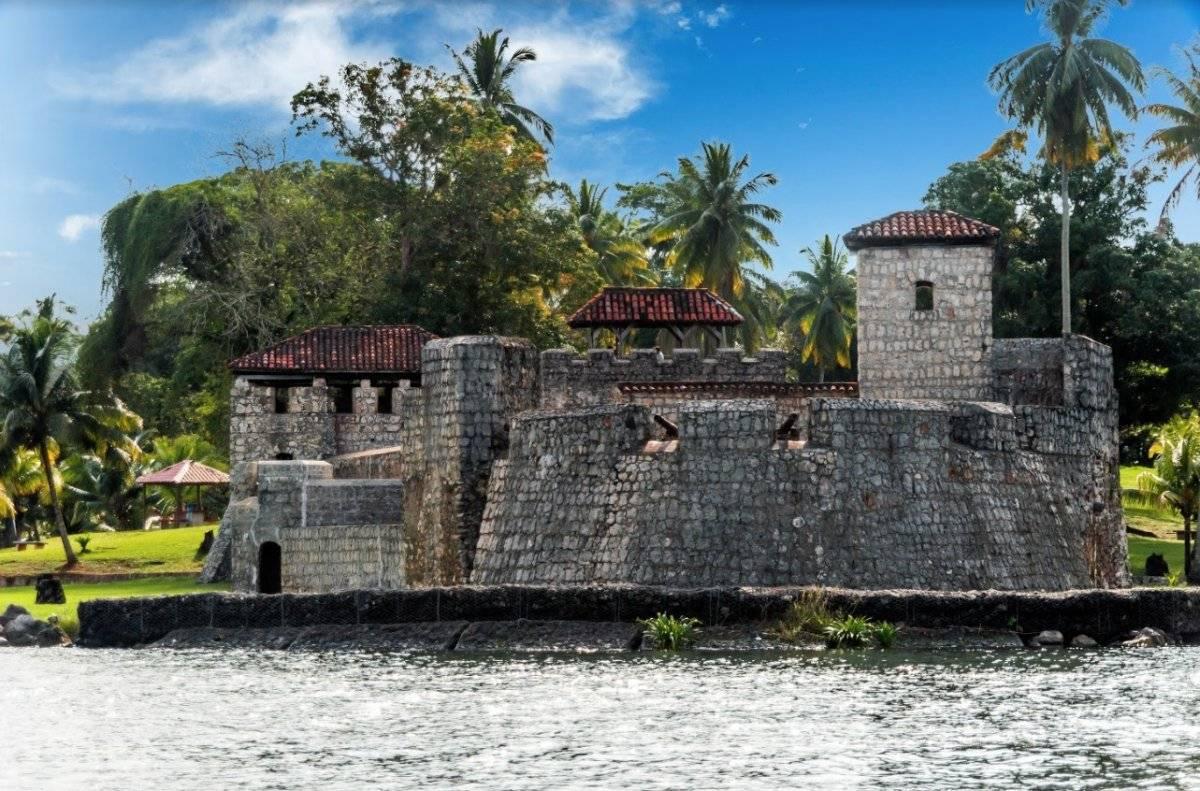 Castillo de San Felipe, en Izabal Foto: Inguat