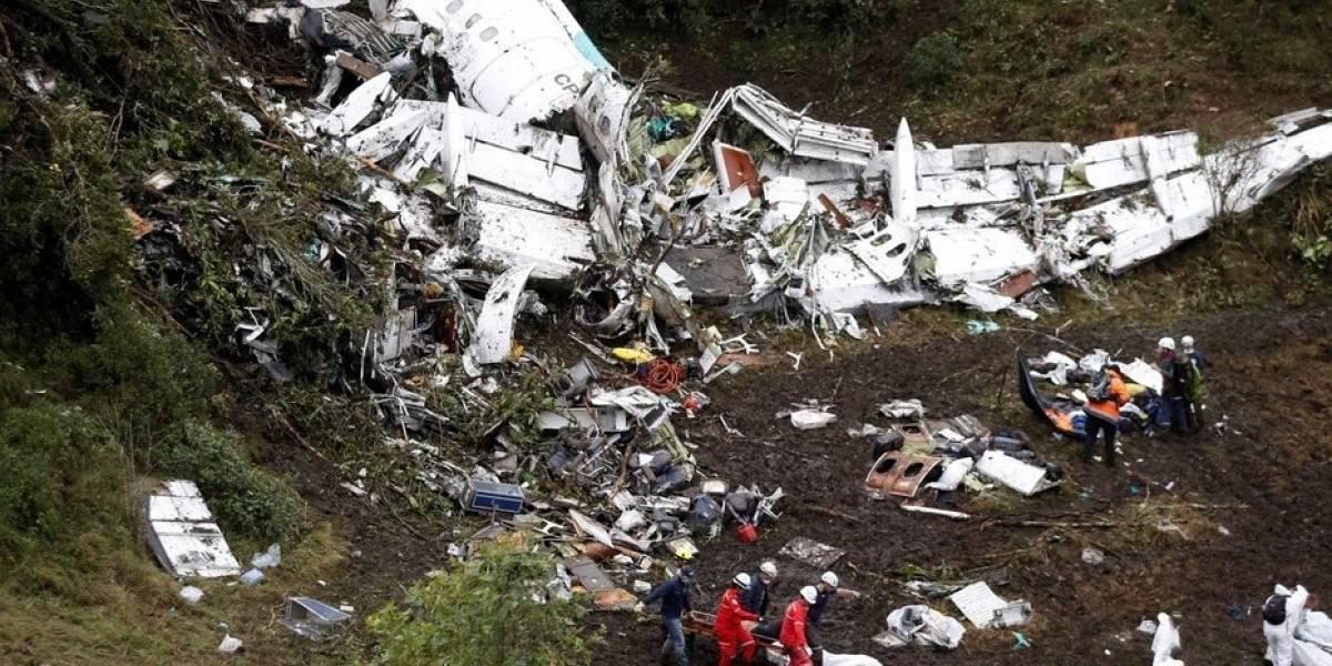 Revelan la causa del accidente de avión de Chapecoense