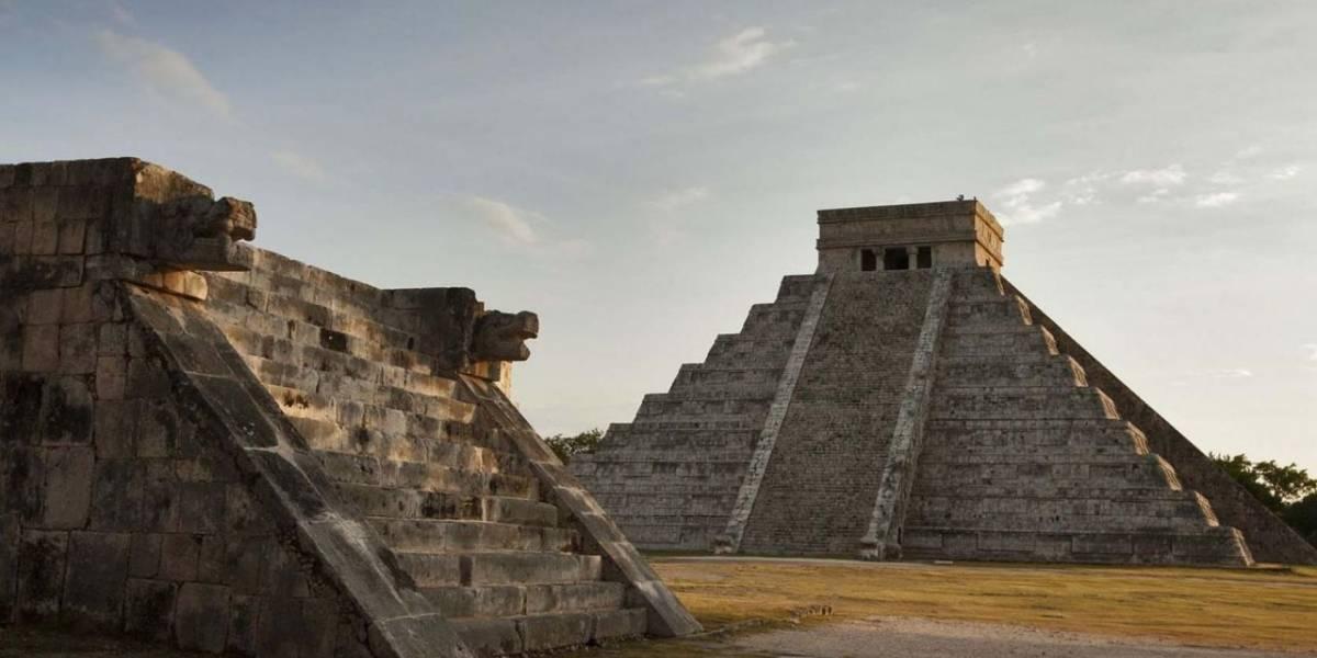México: Google inmortaliza digitalmente Chichen Itzá y Teotihuacán