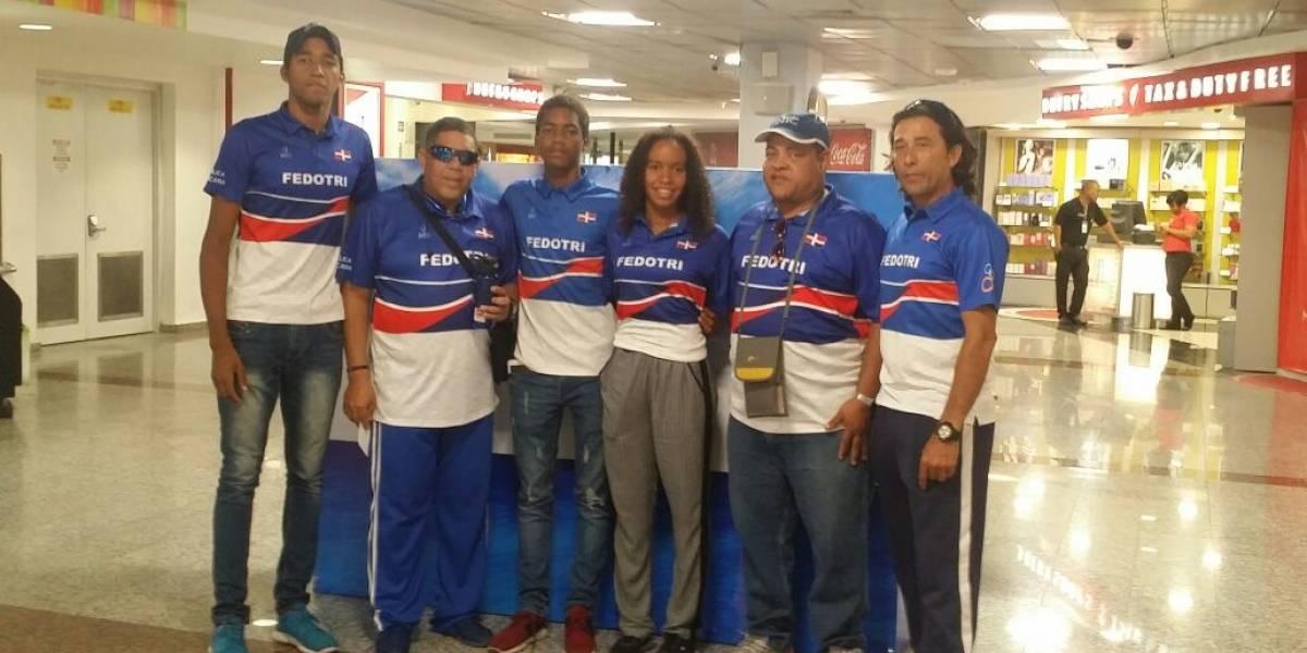Tres atletas RD competirán en Campeonato Panamericano de Triatlón en Ecuador