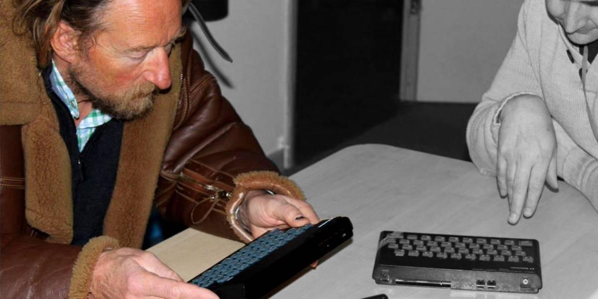 Fallece el diseñador del legendario computador Sinclair ZX80
