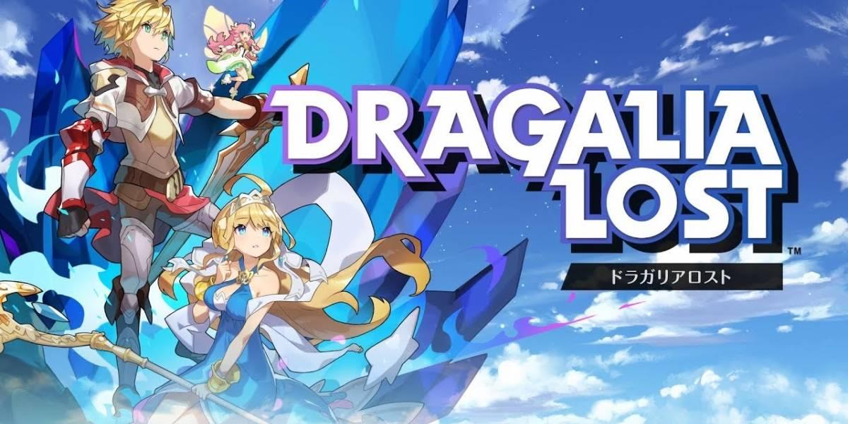 Dragalia Lost es el nuevo juego de Nintendo para móviles