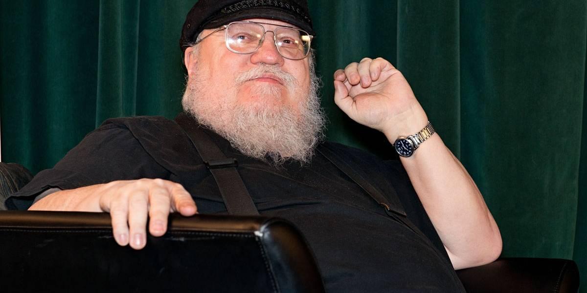 """Game of Thrones: George R. R. Martin adia mais uma vez lançamento de 'Os Ventos do Inverno"""""""