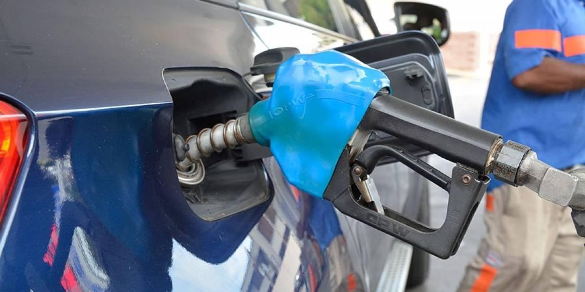 Suben entre uno y tres pesos los combustibles, excepto GLP