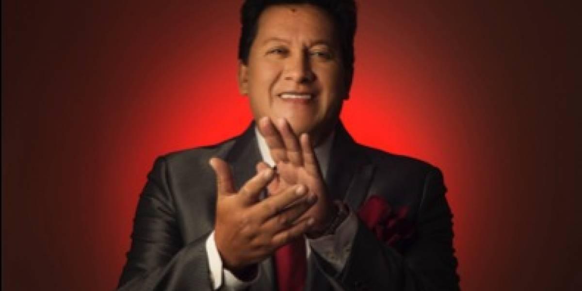Gustavo Velásquez presenta su concierto el 4 de mayo en Quito