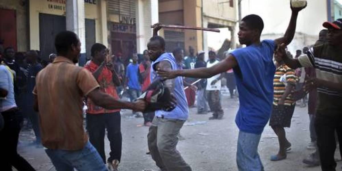Denuncian que más de 100 asesinatos han ocurrido en Haití entre enero y marzo