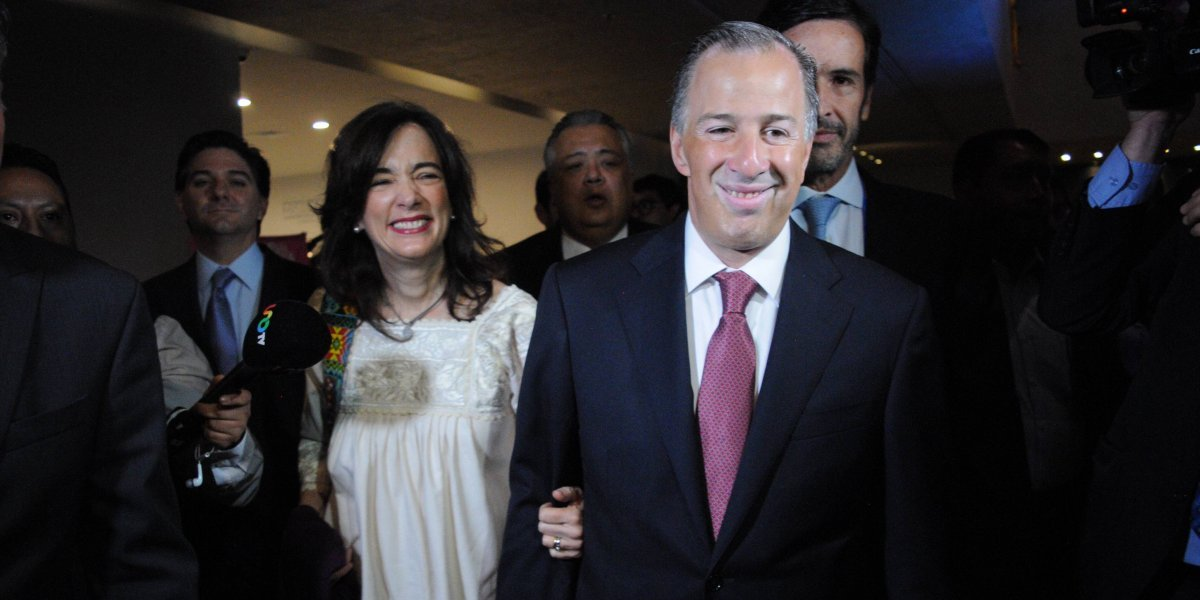 Prioritario generar confianza en la economía: José Antonio Meade