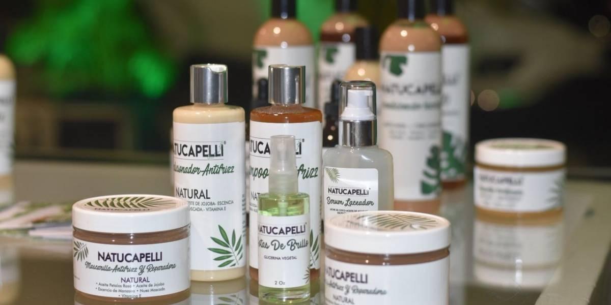 NATUCAPELLI lanza nueva línea de productos para el cabello
