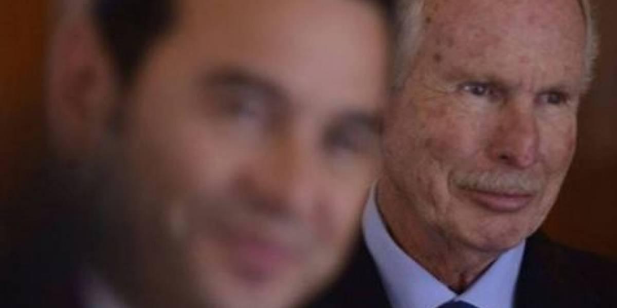 """Presidente por muerte de Arzú: """"Guatemala ha perdido un gran hombre que dedicó su vida a servir"""""""
