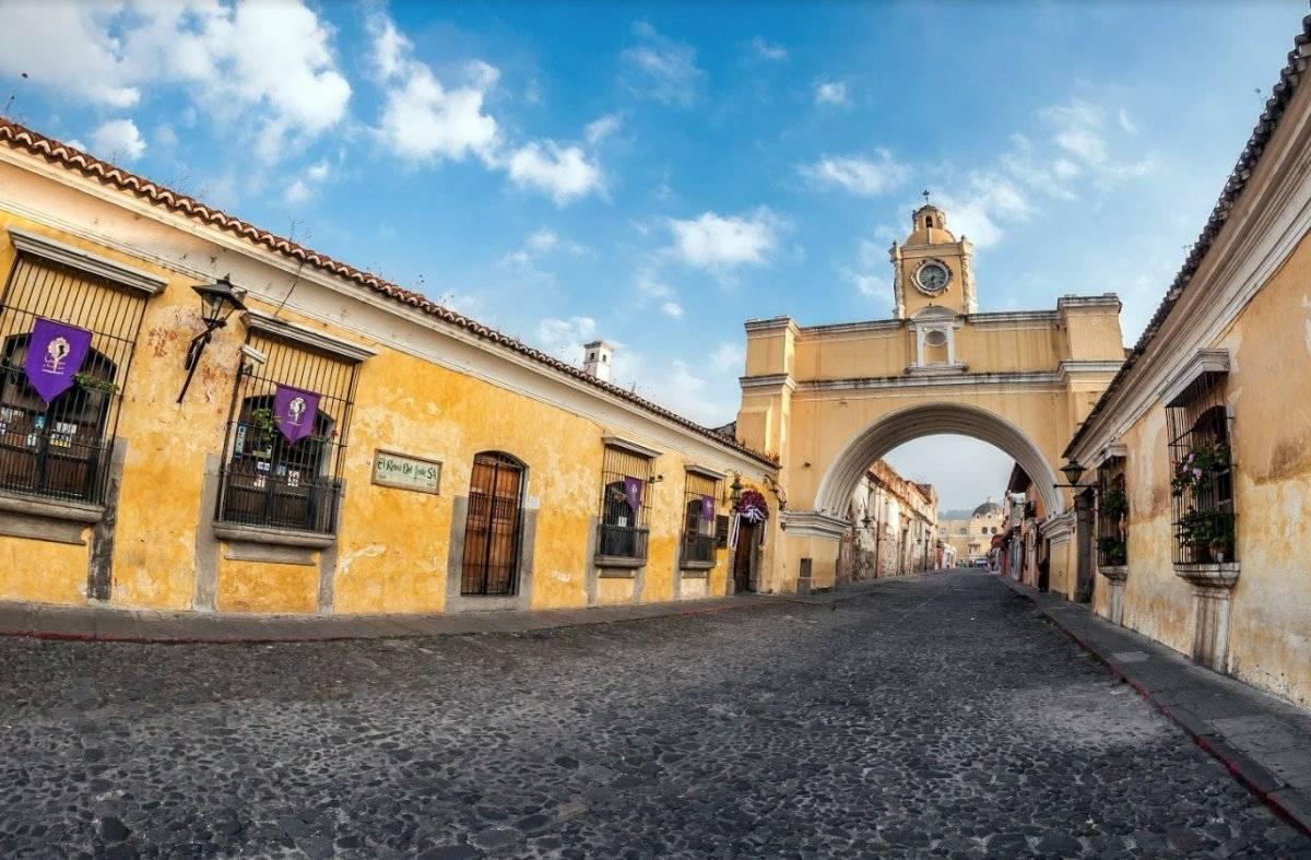 Antigua Guatemala Foto: Inguat