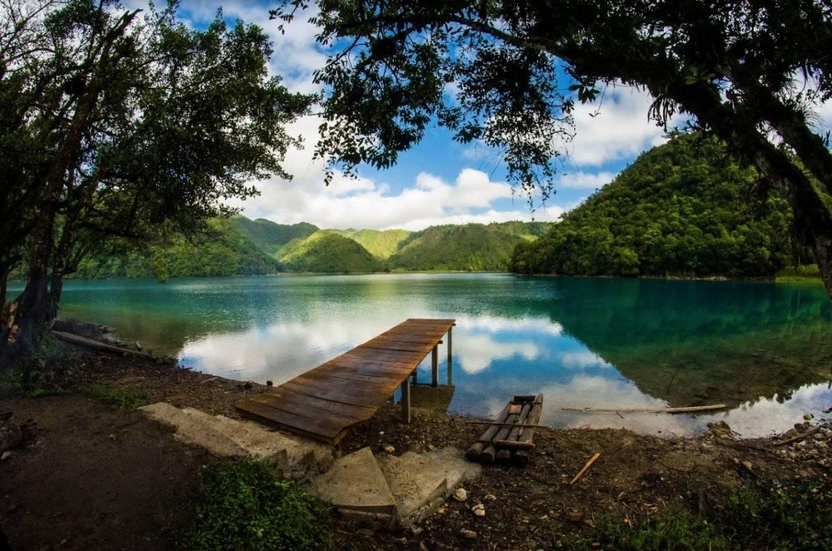 Laguna Brava, en Huehuetenango Foto: Inguat