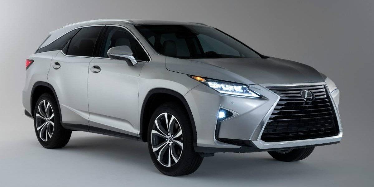 Lexus presenta el RX L, su nuevo SUV de siete asientos