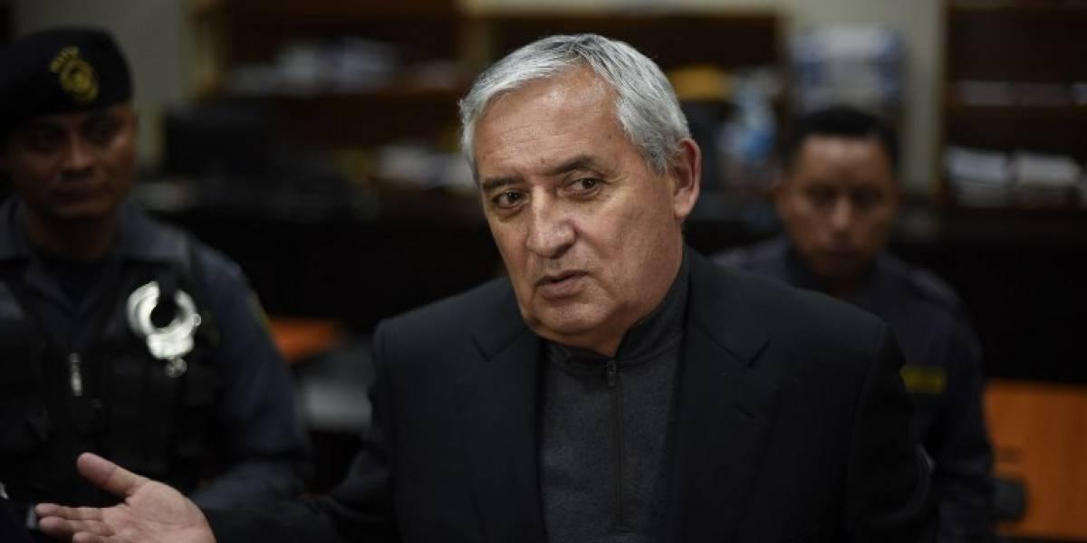 Casa en la playa vinculada a Otto Pérez pasa a favor del Estado