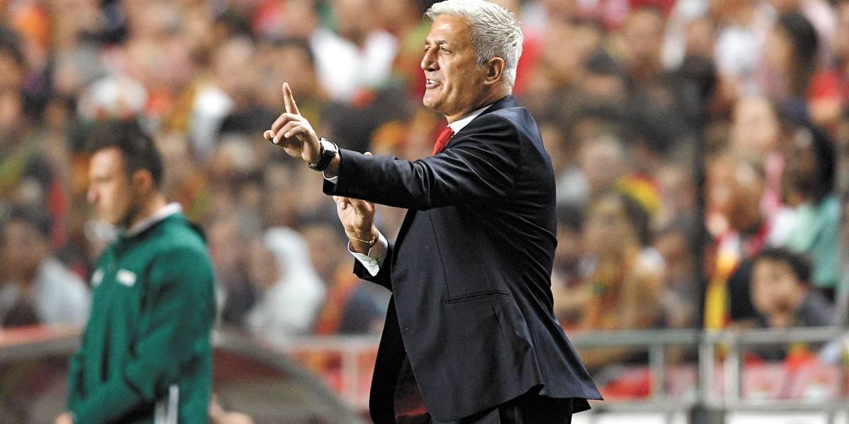 'O Brasil está recuperado de 2014', diz técnico da Suíça