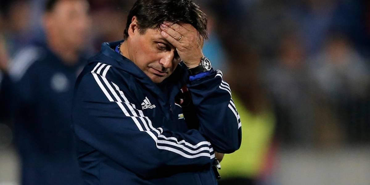 La humillación en la Libertadores pasó la cuenta y Guillermo Hoyos fue despedido de la U
