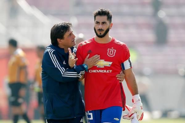 Johnny lamentó el adiós de Hoyos / Foto: Photosport