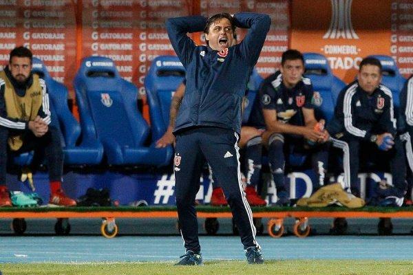 Hoyos se despidió de la U: