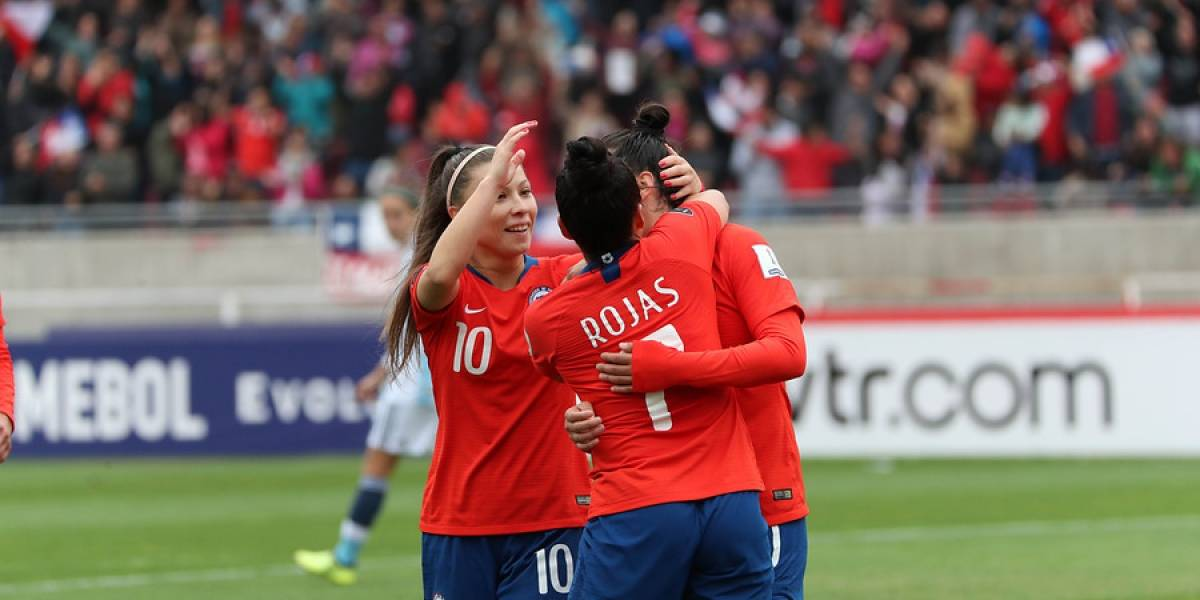 Preparación de lujo para Francia 2019: La Roja tendrá dos amistosos con las campeonas del mundo