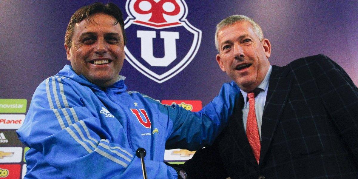 En Directo: Carlos Heller se refiere a la continuidad de Guillermo Hoyos tras la humillante derrota de la U en la Libertadores