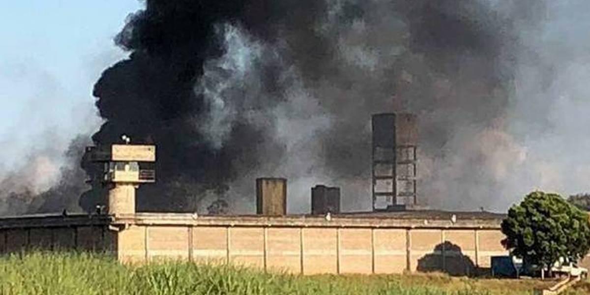 Rebelião termina com reféns liberados e 30 feridos em presídio de Lucélia