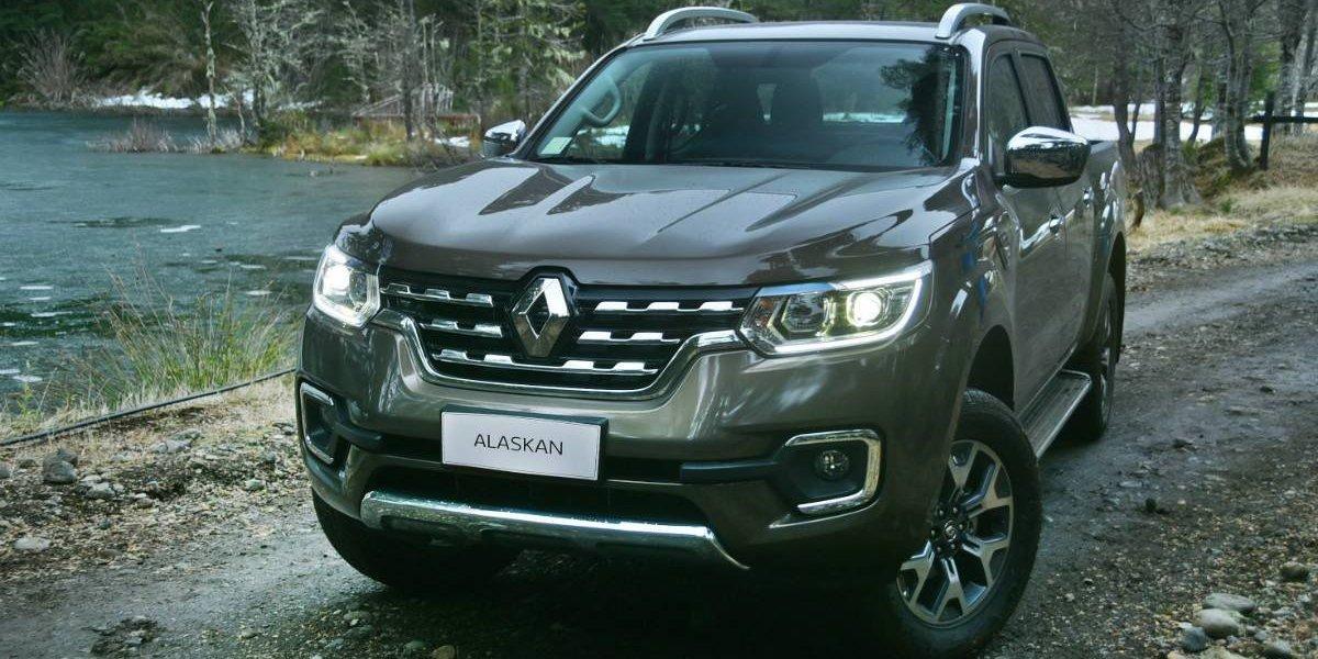 Renault presenta una Alaskan mucho más tecnológica