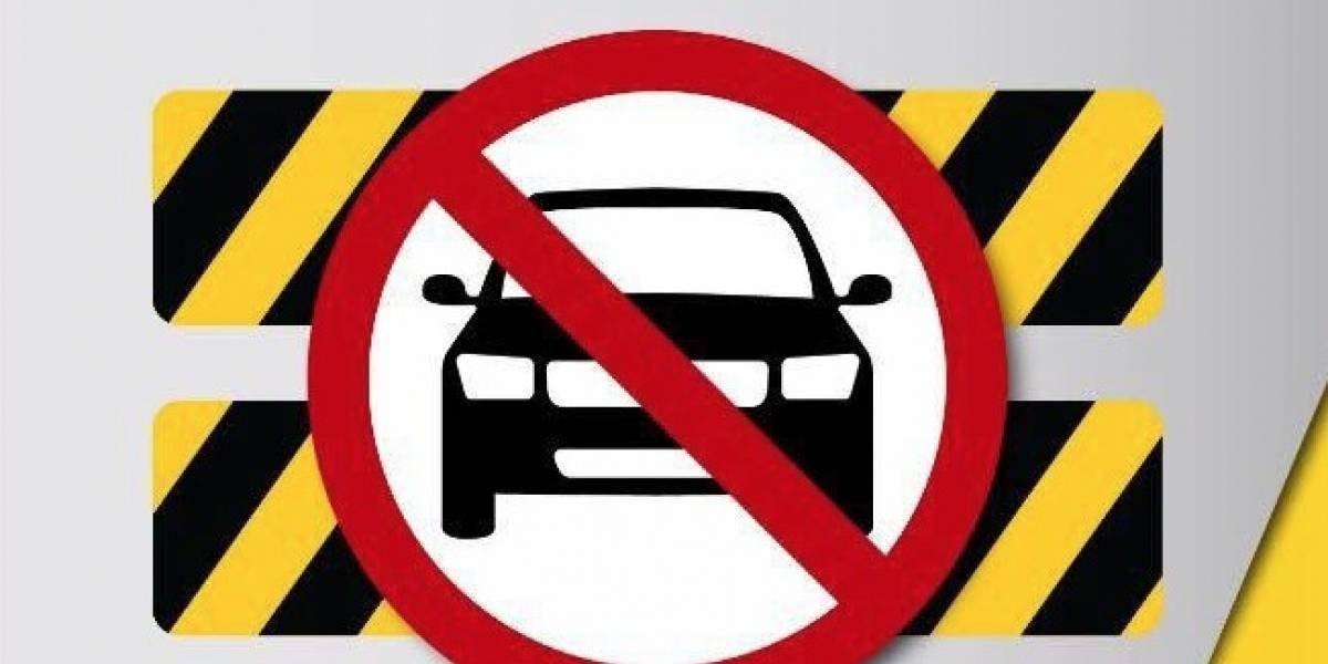 Se registró un incidente de tránsito en el sector de la Villaflora, sur de Quito