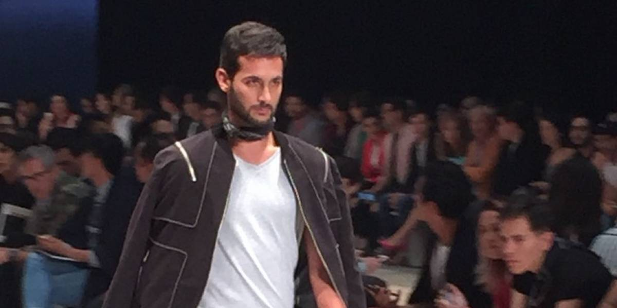 Modelo boricua llega al Mercedes Benz Fashion Week México