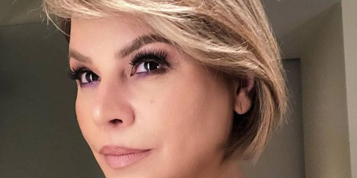 """Olga Tañón cantará """"por los suyos"""""""