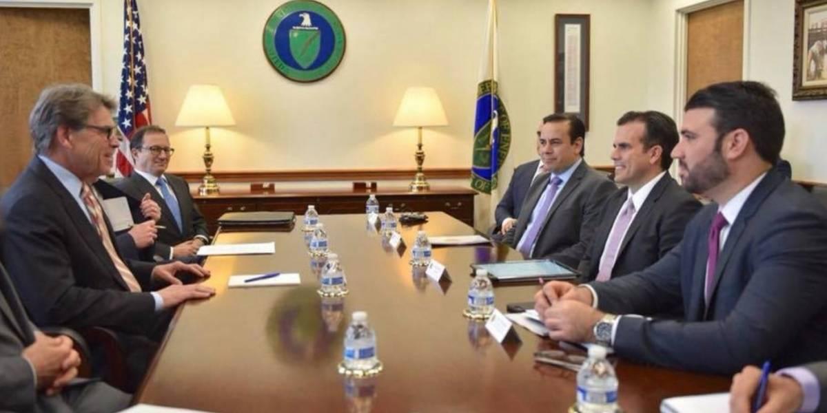 Secretario de Energía federal asegura gobierno de P.R. debe liderar proceso de reconstrucción de red eléctrica