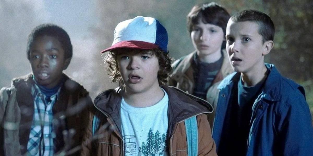 Netflix anunció inicio de rodaje de tercera temporada de 'Stranger Things'
