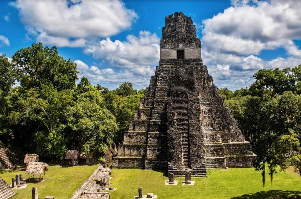 Tikal, Petén Foto: Inguat
