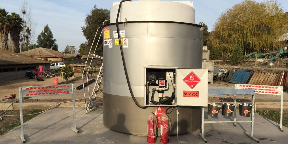 La innovadora tecnología para proveer de combustible a las faenas mineras