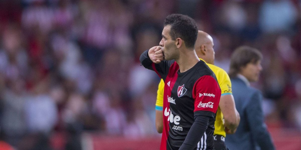 VIDEO: Pachuca da lindo detalle a Rafael Márquez