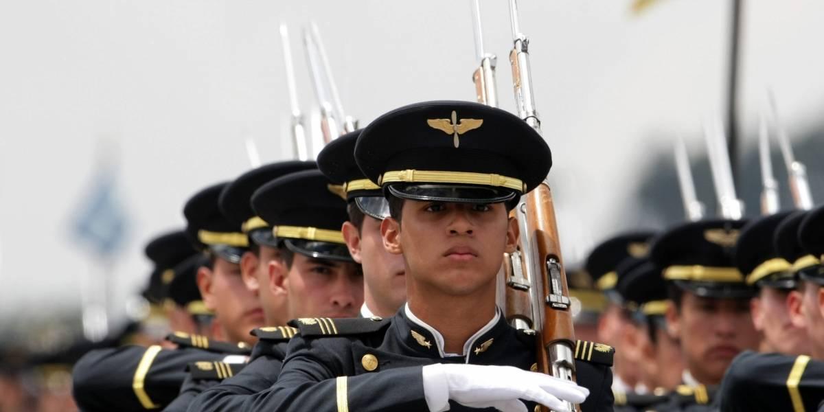 Capturan a oficial de la Fuerza Aérea por narcotráfico
