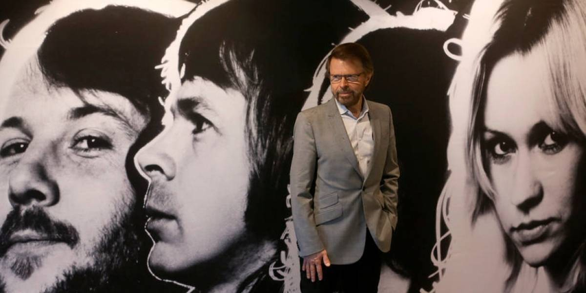 ABBA se reúne para lançar novas canções