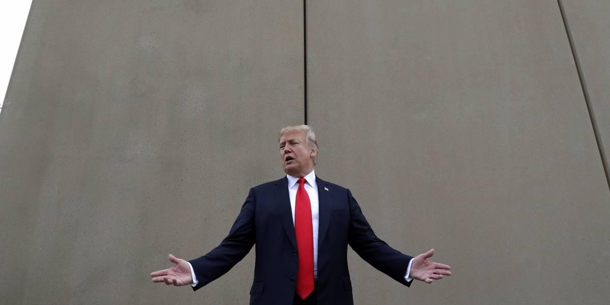 Mike Pence viajará el lunes a la frontera con México