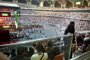 "Se celebró el evento ""Greatest Royal Rumble"" en la ciudad de Yeda, en Arabia Saudita"
