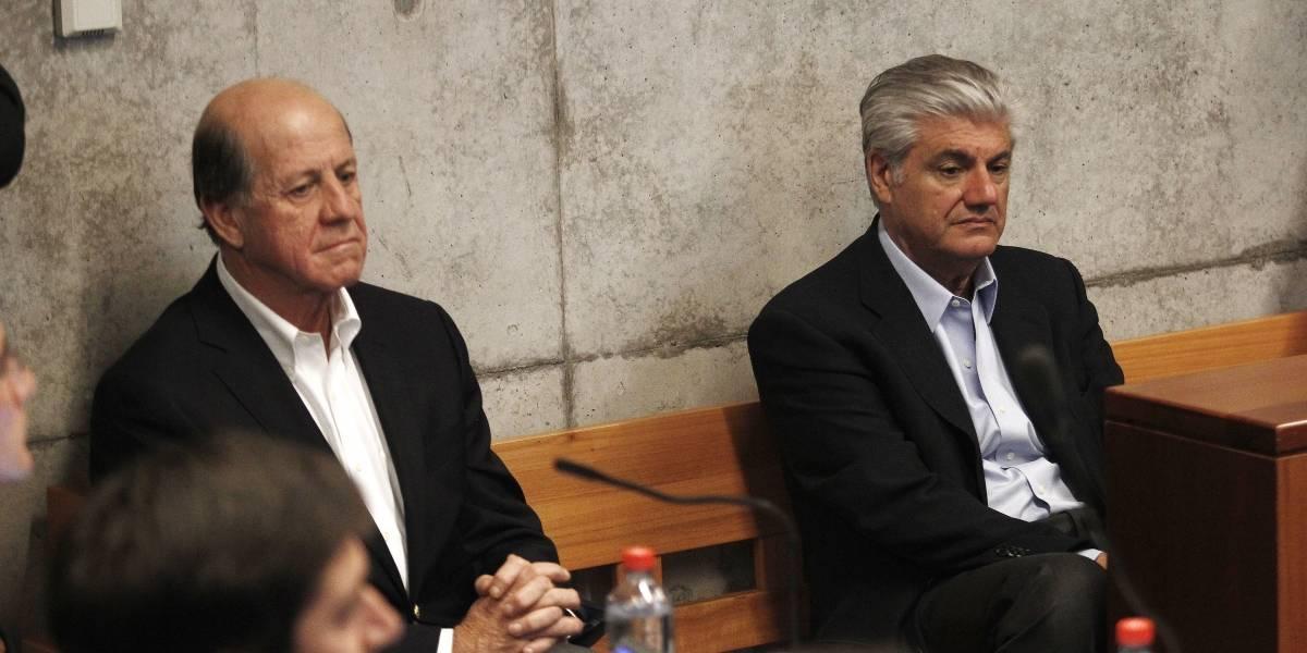 Caso Penta: Délano y Lavín logran acuerdo de pena remitida