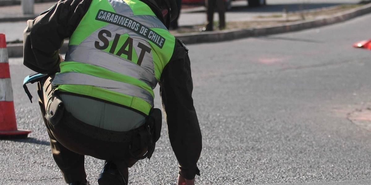 Cinco víctimas fatales deja violento accidente en ruta que une Calama con Antofagasta
