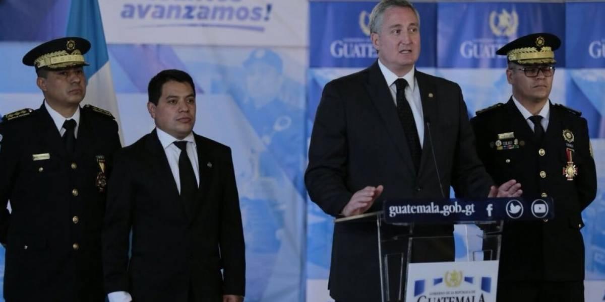 PDH pide exhibición personal a favor de agentes retenidos por Gobernación