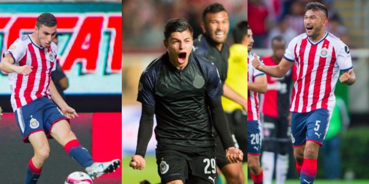 Chivas prepara a transferibles para el próximo torneo