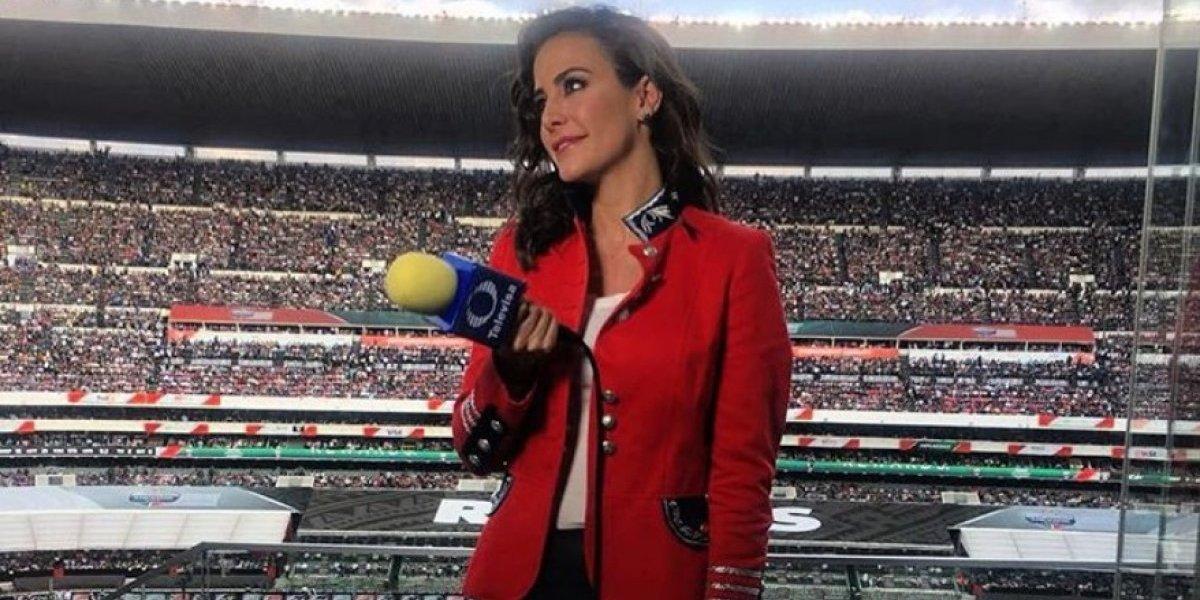 ¿Por qué salió Nahima Choura de Televisa Deportes? ¡Revela el nombre del culpable!