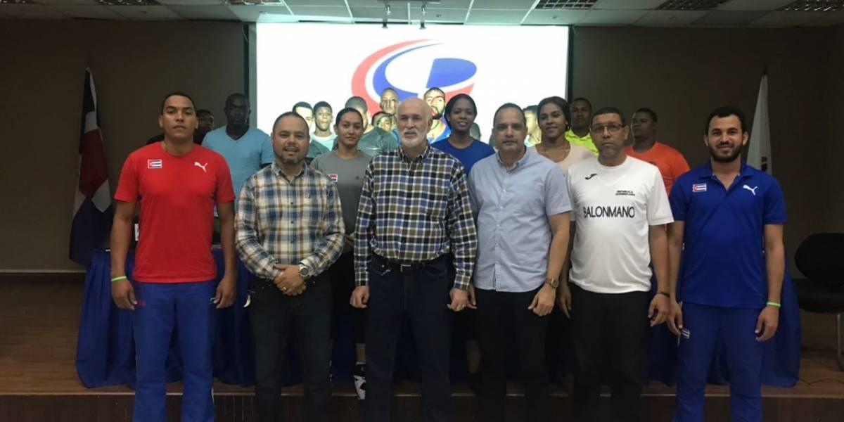 Federación Dominicana de Balonmano celebra Taller de Actuación de Arbitrajes con instructores de la IHF