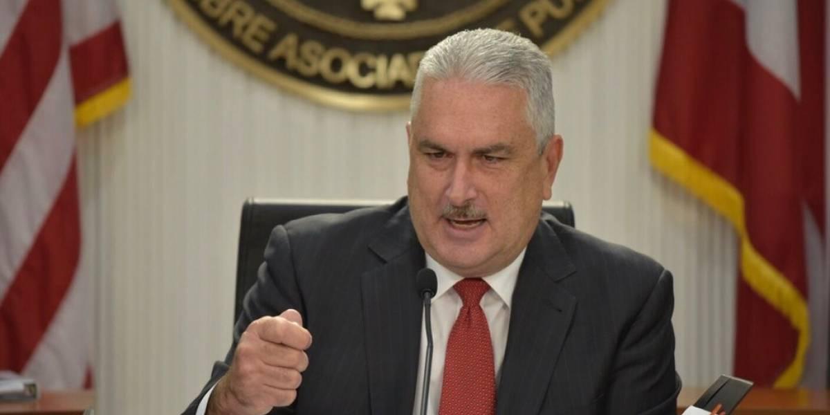 Rivera Schatz insiste en citar a José Carrión al Senado